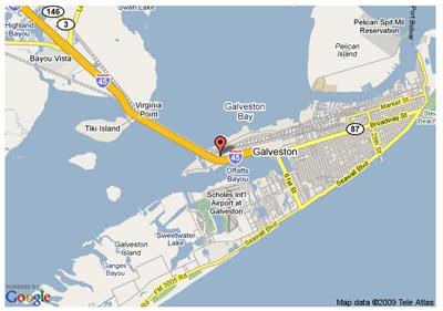 Galveston Tx Beaches Family Friendly Seafood