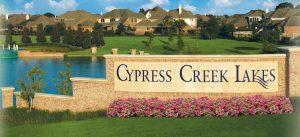 Cypress, TX Sign