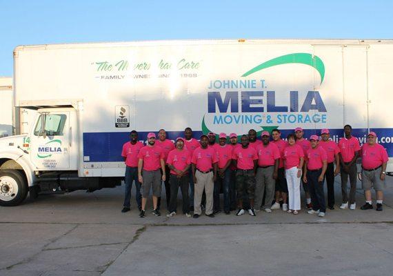 JT Melia movers