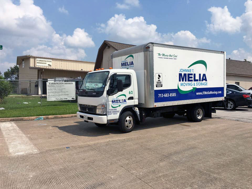 Moving To Klein With JT Melia Moving