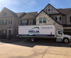 Residential Movers - JT Melia Moving Company In Houston, Texas