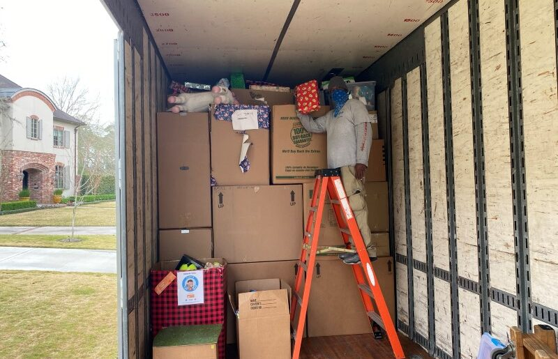 Moving Services For Lilys Toy Box