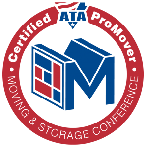JT Melia ATA certified Pro Mover